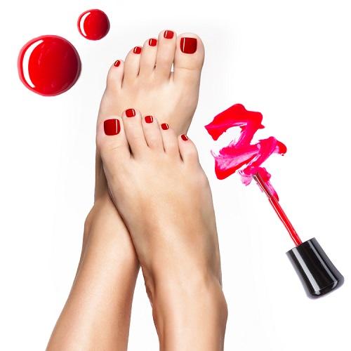 Feet Polish & Add-On